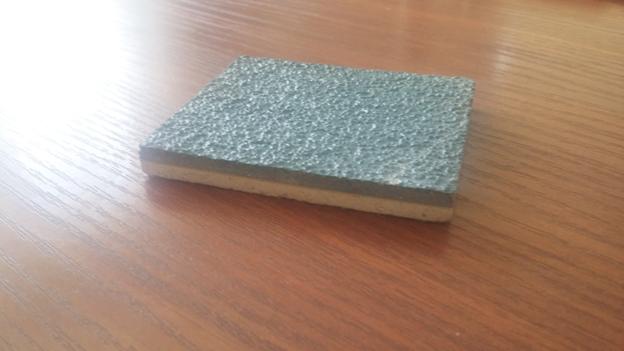 Армированные полиуретан цементные полы с шероховатой поверхностью-Литакрил Антислайд