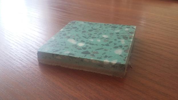 Полиуретан –цементное покритие Литакрил Терраццо